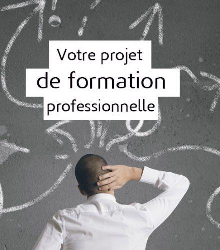 Sondage : votre projet de formation professionnelle